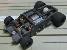 für H0 Slotcar Racing Modellbahn --   Tyco Motor + neue Schleifer + Hinterreifen