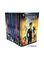 Artemis Fowl Series 8 Books Collection Set - Eoin Colfer
