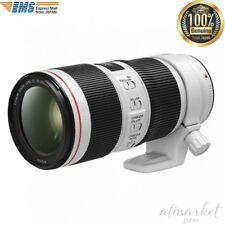 Canon Lens EF70-20040LIS2 EF70-200mm F4L IS II USM genuine from JAPAN NEW