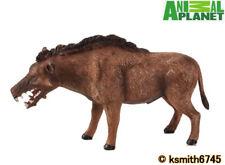 Mojo Animal Planet ENTELODONT DAEODON solid plastic toy Prehistoric creature NEW