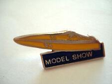 PINS RARE MODELISME MODEL SHOW BATEAU OFF SHORE