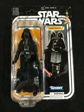 "Darth Vader Star Wars 40th Anniversary 6"" Action Figure Hasbro New in Box"