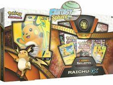 Pokemon Coffret Légendes Brillantes Raichu GX SL 3.5 Scellé Francais