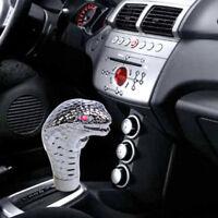 Pomello leva cambio marce manuale COBRA auto macchina automobile luce LED ROSSO