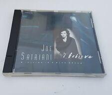 Joe Satriani - I Believe/Flying In A Blue Dream USA PROMO 2 Track CD Single
