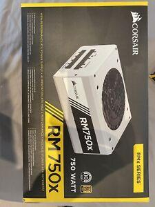 Corsair RMx Series White RM750x Power supply