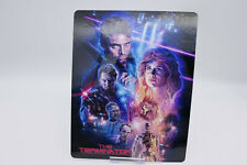 THE TERMINATOR 1 - Glossy Bluray Steelbook Magnet Cover NOT LENTICULAR
