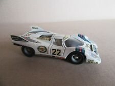 247H Vintage Solido 186 Porsche 917K Le Mans 1971 # 22 Marko 1:43