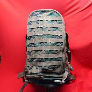 APB03 Corpsman Assault Pack - No Inserts, Woodland MARPAT, ILBE Arc'Teryx