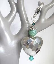 Modeschmuck-Halsketten & -Anhänger aus Gemischte Metallen mit Achat für Damen