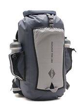 Aqua Quest Sport 25L PRO Waterproof Backpack Drybag Hiking Reflective - Charcoal