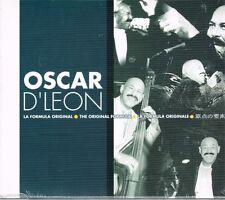 Oscar D'Leon La Formula Original( HARD TO FIND) (Digipak)  BRAND NEW SEALED CD