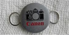 Vintage Canon Camera Metal Keychain, Nice