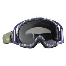 Oakley 57-092 Crowbar Danny Kass Grunge Dark Grey Lens Mens Snow Ski Goggles .