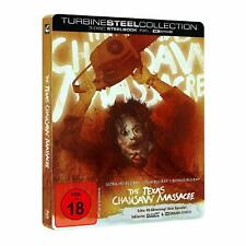 The Texas Chainsaw Massacre 4K Steelbook /Import/Pre-Order / Dolby Atmos+Auro 3D