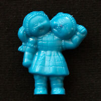 1986 Topps Garbage Pail Kids CHEAP TOYS Series 1 Blue DOUBLE HEATHER Figure
