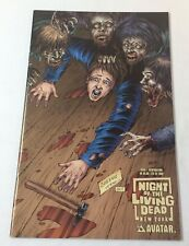 NIGHT OF THE LIVING DEAD NEW YORK #1~Desperation limited edition, 1/1500 variant