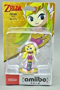 Amiibo Toon Zelda 30th Wind Waker Nintendo Figure