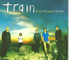 Pat Monahan TRAIN Drops of Jupiter 2 UNRELEASE & VIDEO CD single SEALD USA Seler