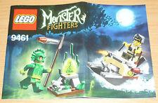 Lego Monster Fighters Bauplan für 9461, only instruction