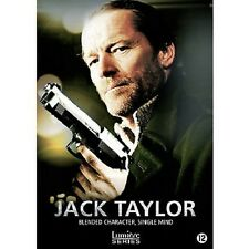 JACK TAYLOR : COMPLETE COLLECTION 1 & 2 -  DVD - Sealed PAL Region 2