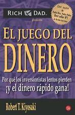 El juego del dinero (Padre Rico Presenta) (Spanish Edition)-ExLibrary