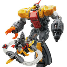 Transformers MFT34 HUGE DRAGON Omega Supreme Lost Planet Action Figure 23CM Toy
