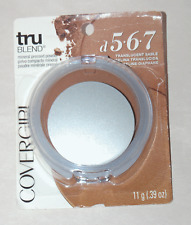 Covergirl Tru Blend Mineral Pressed Powder  Translucent Sable d 5 6 7 NEW CARDED