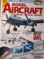 Model Aircraft magazine Jan 16 - Tamiya 1/48 He 219 A-7 , Academy 1/48 SU-30MK
