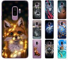 Soft TPU Cover For Samsung Galaxy S7 Edge S8 S9 Plus Case Cover Silicone Case