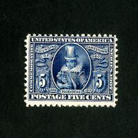 US Stamps # 330 F Fresh color OG NH Scott Value $300.00