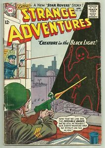 Strange Adventures #163 DC 1964 Cool Murphy Anderson Cover!
