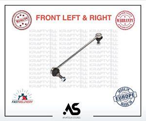 2X FRONT ANTI ROLL DROP BAR LINKS FOR AUDI A3 TT SEAT LEON TOLEDO 1J0411316D