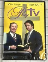 Pray TV 1982 Movie DVD John Ritter Ned Beatty Not Rated Comedy Falwell A6-18