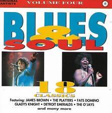 Blues & Soul Vol.4 - Various Artists (2006 CD Album)