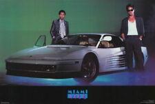 65666 Miami Vice Don Johnson Philip Michael Thomas Wall Print POSTER Affiche