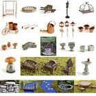 Fiddlehead Miniature Fairy Garden Accessories Furniture Kits Supplies Ornaments