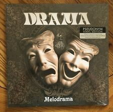 Drama - Melodrama, 2013 Netherlands LP Pseudonym Recs (New & Sealed)