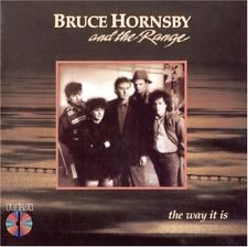 BRUCE HORNSBY & THE RANGE - The Way It Is (CD 1986) USA First Edition EXC-NM