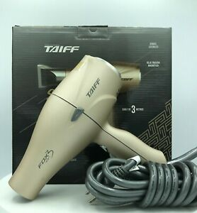 TAIFF Hair Dryer FOX 3 PROFESIONAL 2200 WATT