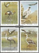 Zuid-Afrika - Transkei 271-274 (compleet.Kwestie.) First Day Cover 1991 Affected