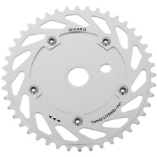 Haro Uni Directional BMX Bike Sprocket - Silver 44t   (MAKE US AN OFFER)