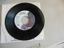 JAMES BROWN so tired of standing still we got to move on/you are my sunshine  45