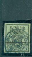 Hannover, Wappen Nr. 2 b gestempelt