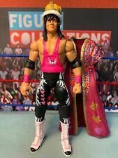 WWE Wrestling Mattel Elite Exclusive Bret Hart Figure King of the Ring