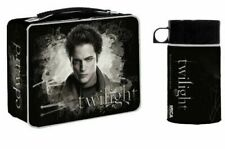 Edward Cullen Twilight Tin Lunch Box & Thermos Carry All Fun Storage Container