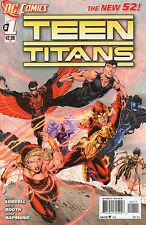 Teen Titans #1 - New 52 Kid Flash - 2011 (High Grade)
