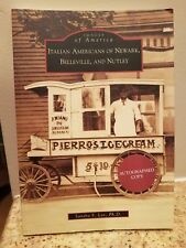 Autographed Italian Americans of Newark Belleville&Nutley Images of America Book