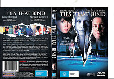 Ties That Bind-2006-Brian Krause-Movie-DVD
