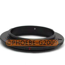 52mm Macro Reverse Adapter Ring For NIKON D90 D80 D60